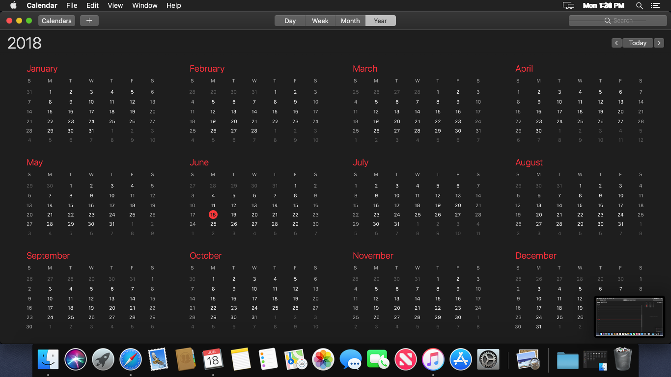 Calendar-v1