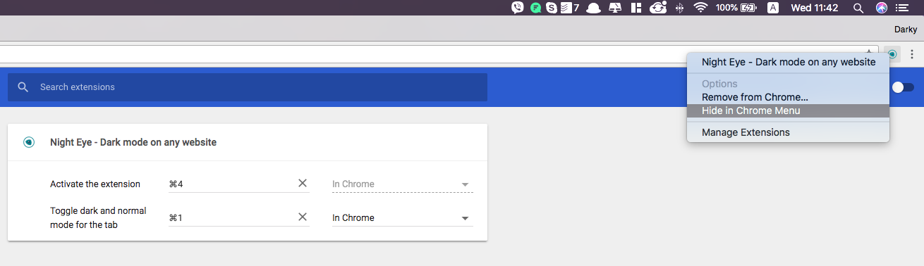 How to create custom keyboard shortcuts for you Google