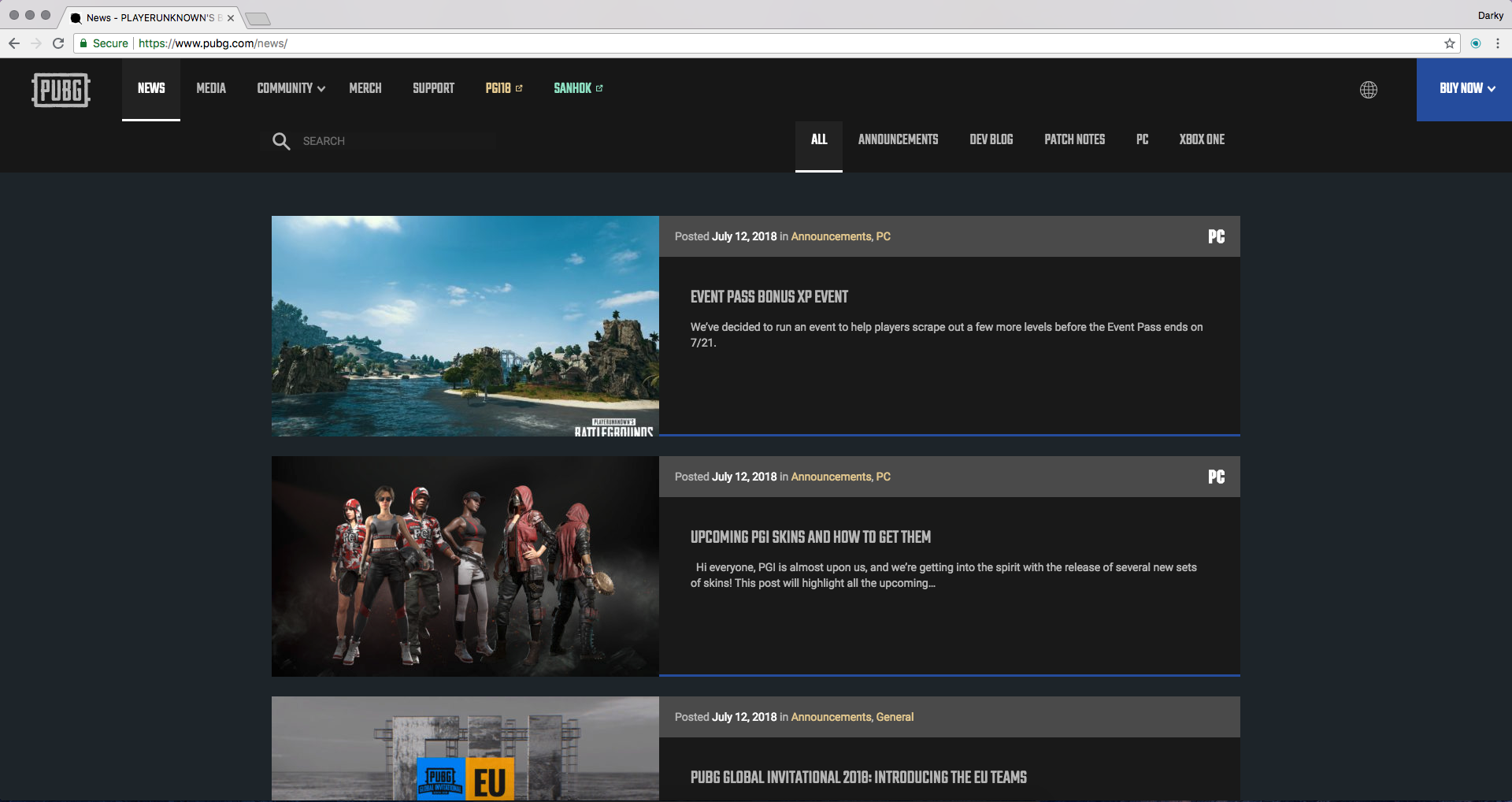 PUBG Night mode - how to enable it | Night Eye