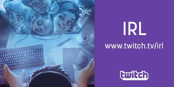 IRL-Twitch