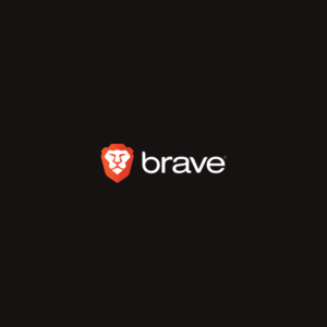 Brave Browser Logo Dark Mode by Night Eye