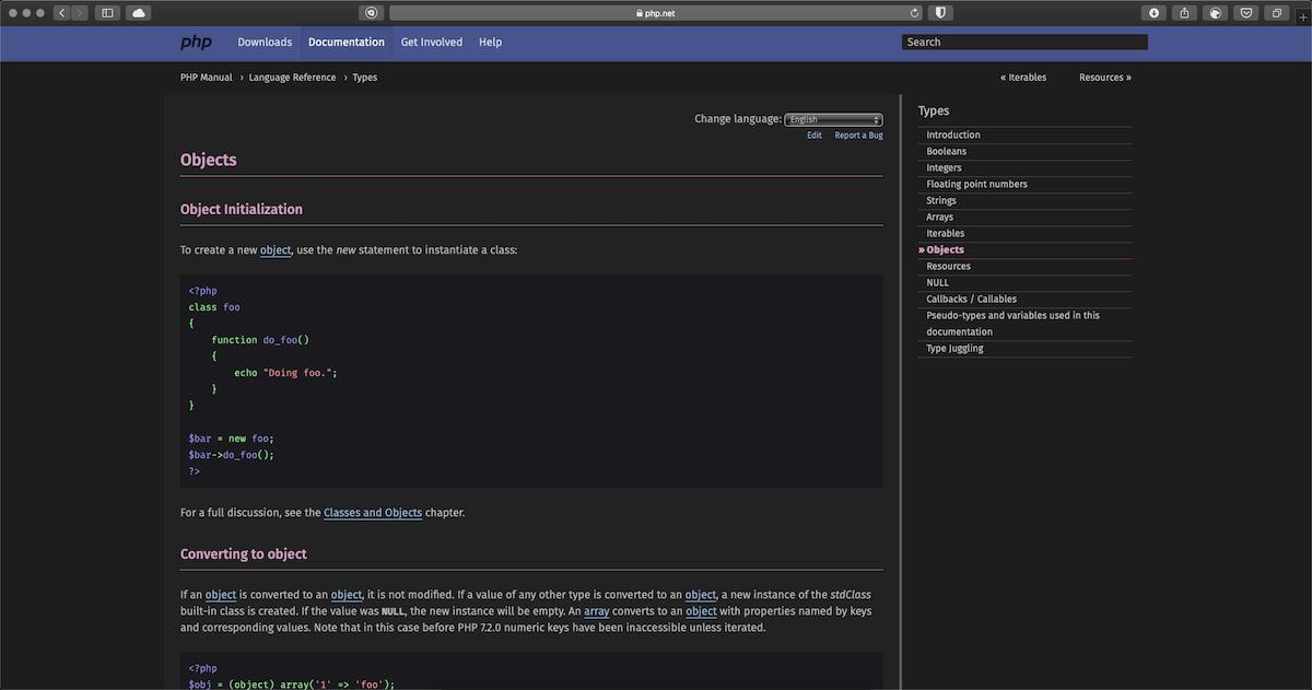 php-documentation-dark-mode-by-night-eye