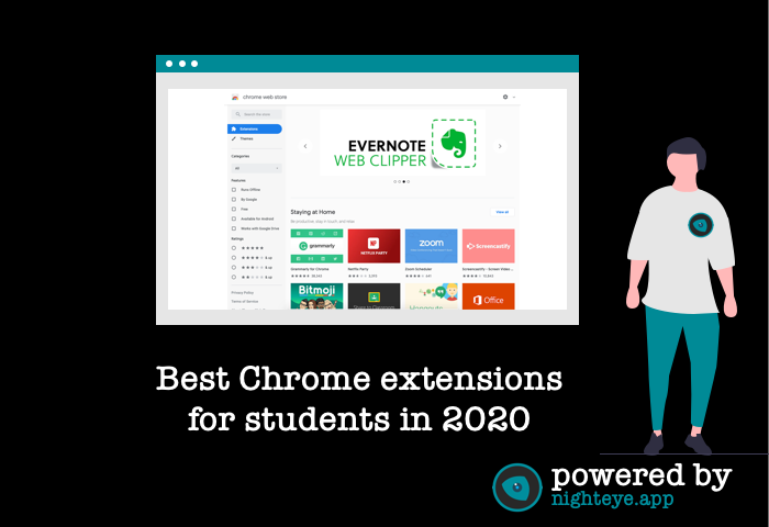 best chrome extensions for students