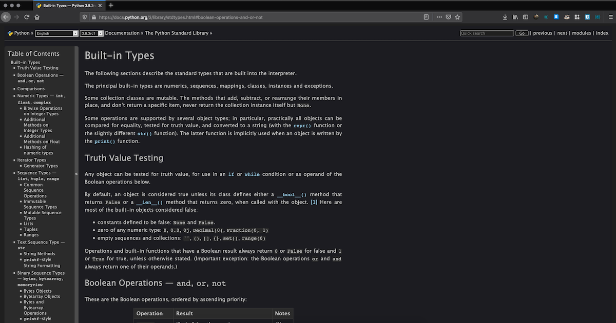 Firefox-dark-mode-add-on-Python-dark-mode