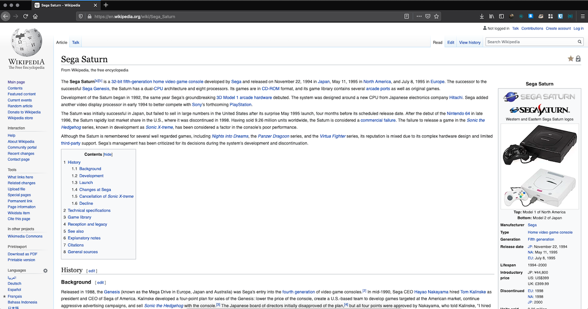 Firefox-dark-mode-add-on-Wikipedia-Normal-mode