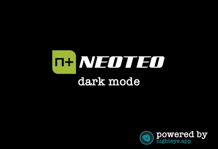 neoteo dark mode
