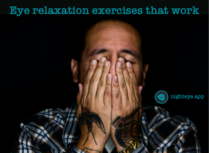 eye relaxation exercises